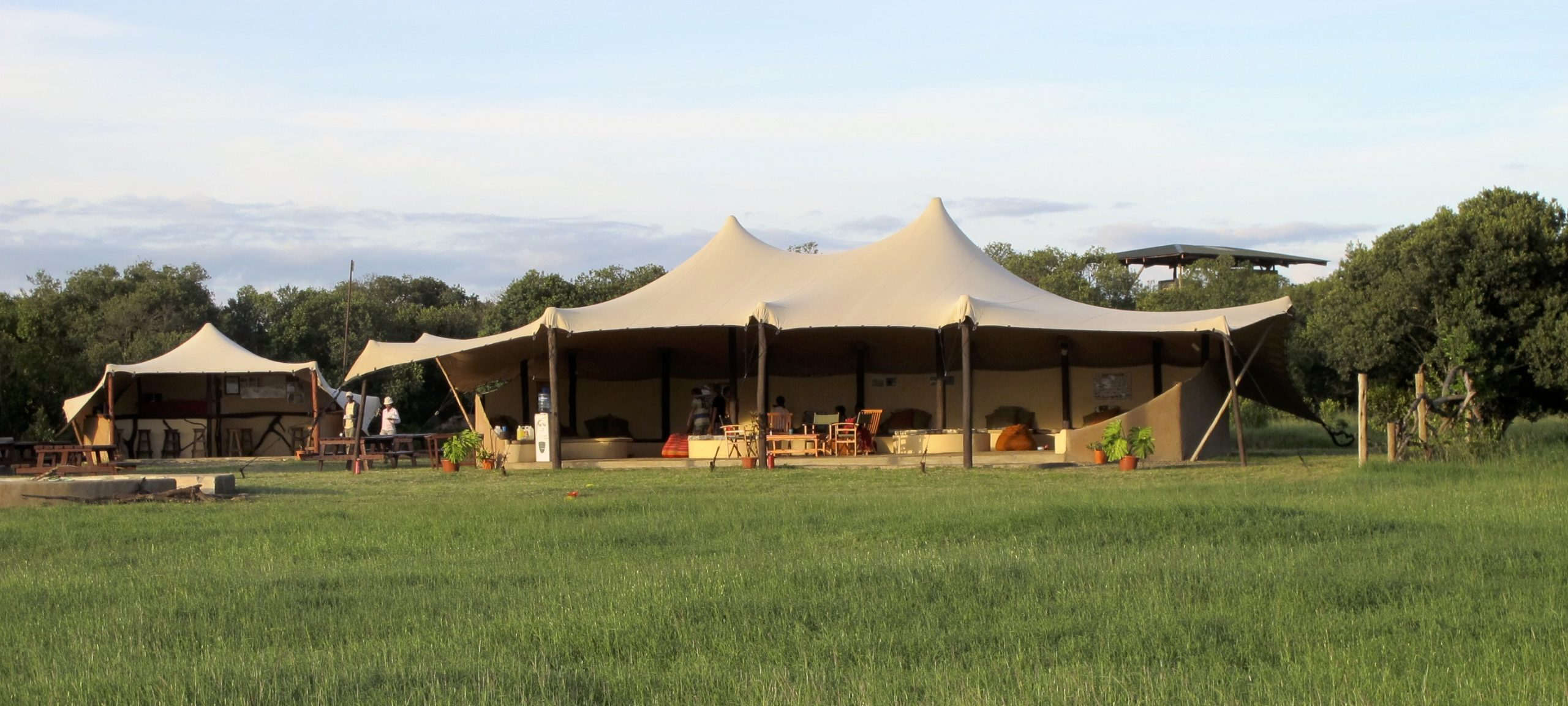 Ol Pejeta Wildlife Camp