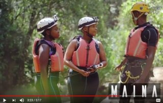 Discover canyoning in #MagicalKenya with Rift Valley Adventures!