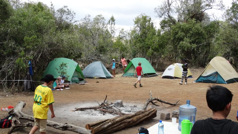NgareNdareCampsite Rift Valley Adventures Mobile Camps
