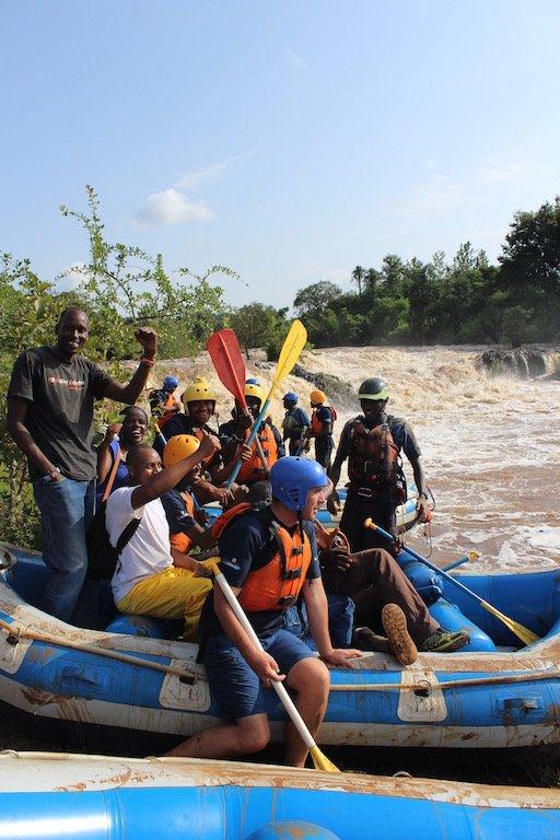 RaftingKenya Rift Valley Adventures Our Team