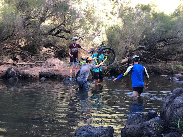 MTB Expedition in Western Australia