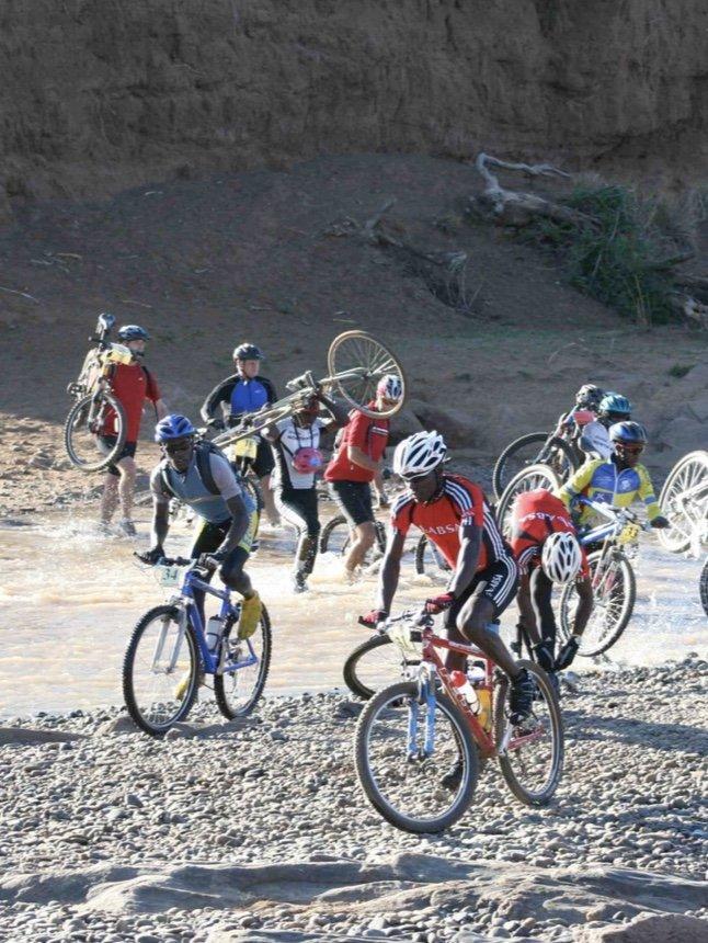 Mountain Bike Mad!