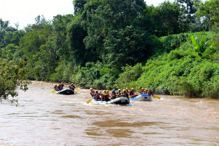 WhiteWaterRaftingKenyaSaganaRiver Rift Valley Adventures Outdoor Adventure