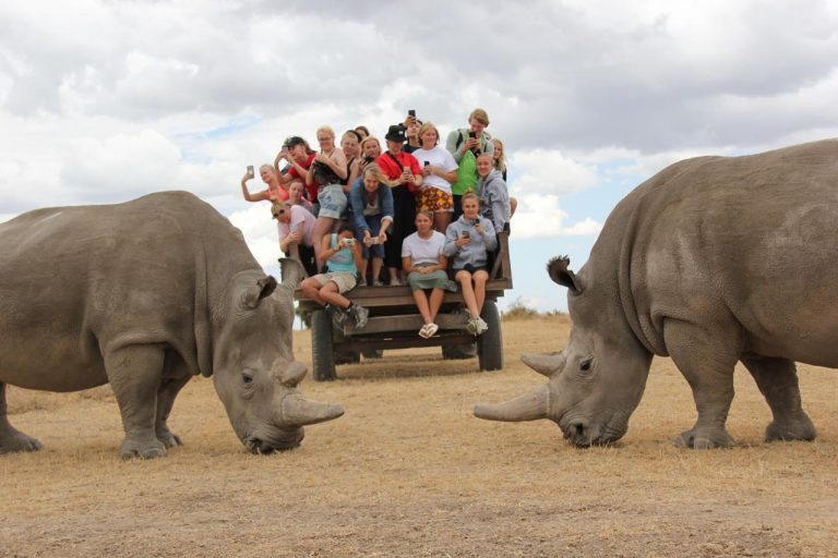 Conservation In Action at Ol Pejeta Conservancy – Learning what it takes…
