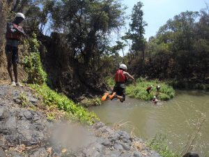 Outdoor Adventure with Peponi House