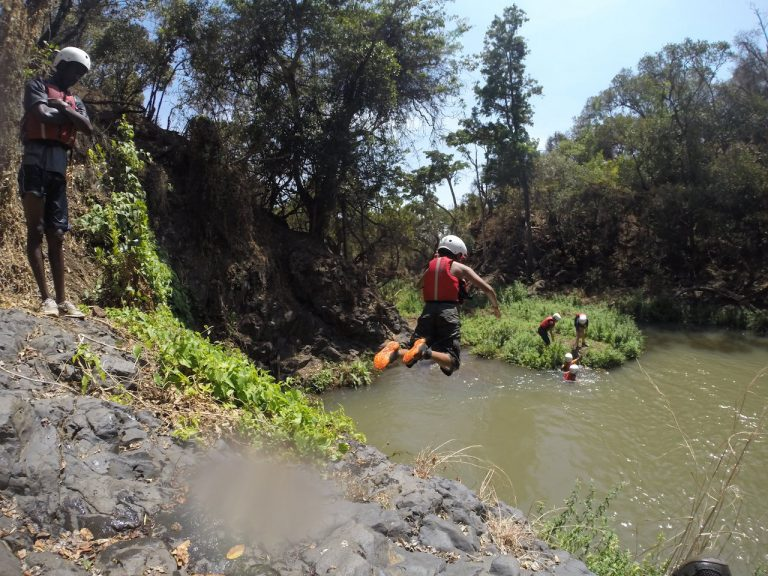 canyoningNgareNdareForest Rift Valley Adventures Outdoor Adventure