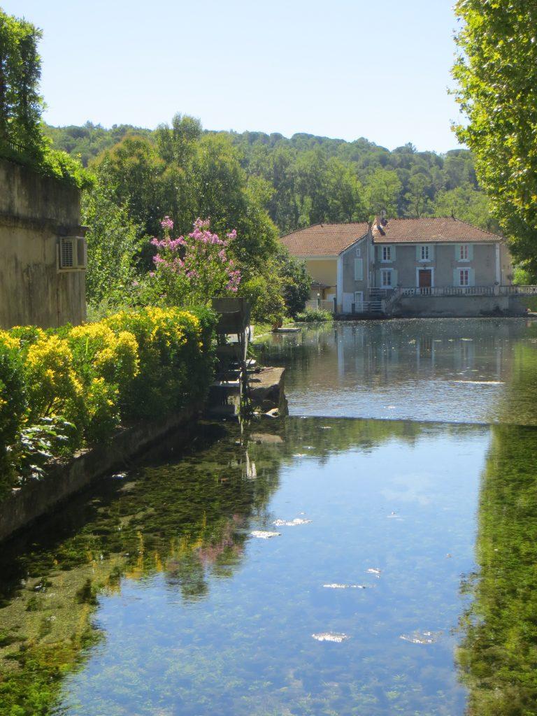 goudargues le moulin 2016 Rift Valley Adventures France
