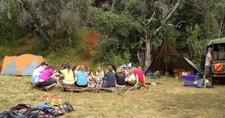 ngarendareforestcampsite Rift Valley Adventures Mobile Camps