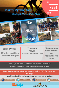 Read more about the article Daraja Charity Cycling Challenge