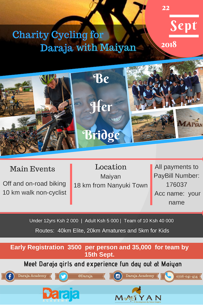 Daraja Charity Cycling Challenge