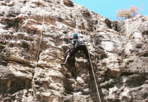 Read more about the article Rock climbing in Kenya