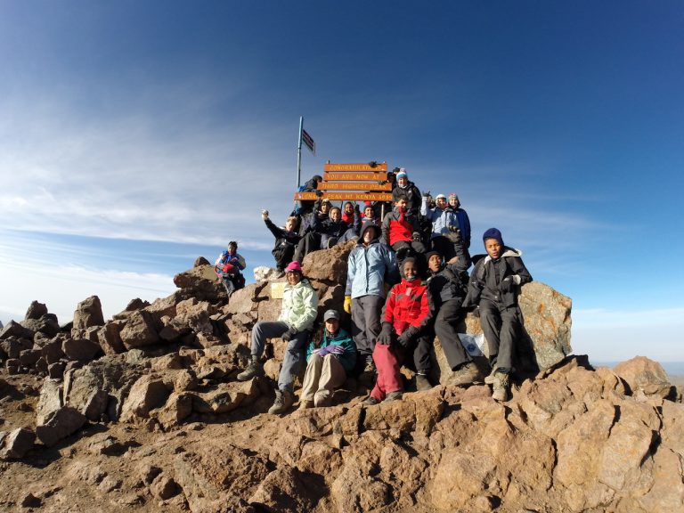 Read more about the article Top of the Mountain with Peponi House