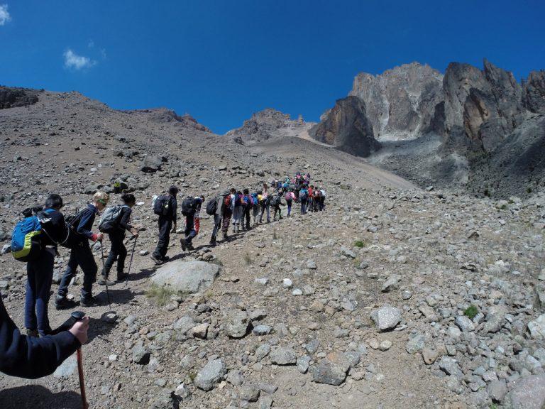 trek line Rift Valley Adventures Expeditions