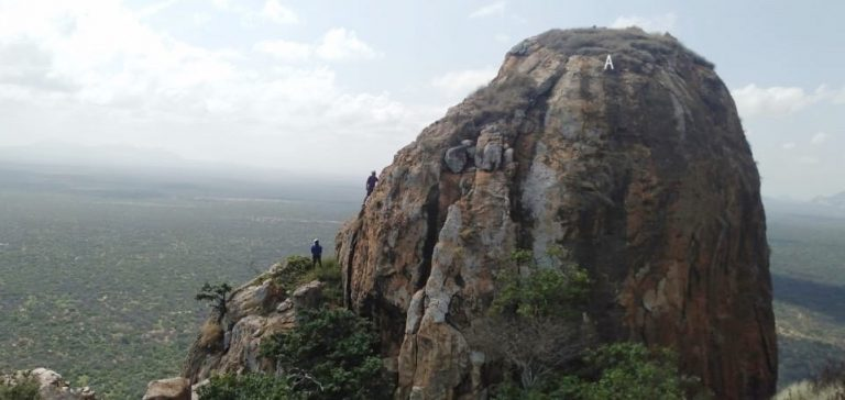 Climbing the Cat Rift Valley Adventures Chasing the cat and mouse - rock climbing in Kenya...