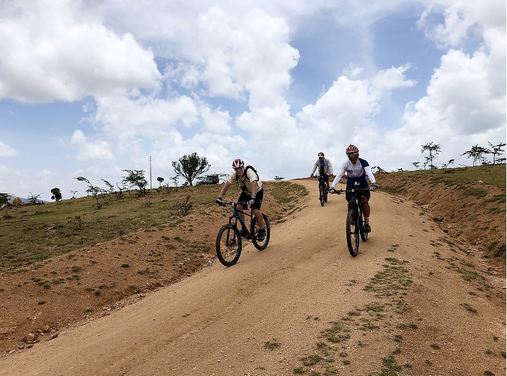 MTBKenya Rift Valley Adventures 'Tour Du Laikipia', mountain bike expedition