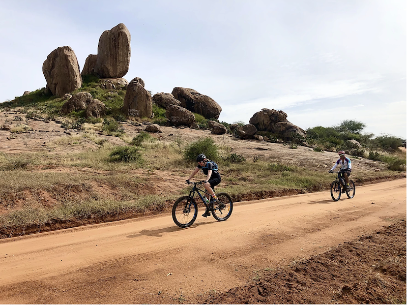 biketoursKenya Rift Valley Adventures 'Tour Du Laikipia', mountain bike expedition