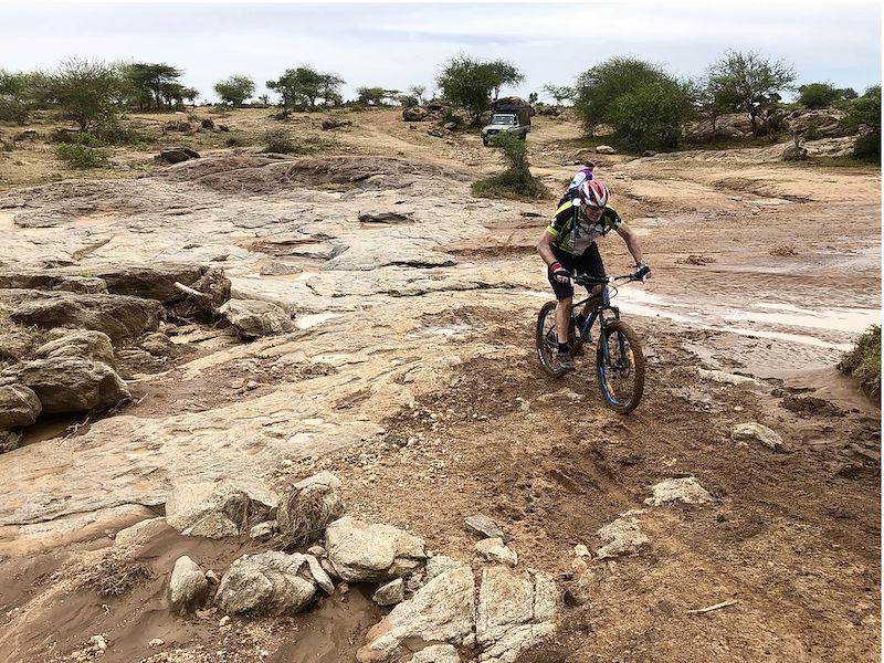 Rift Valley Adventures 'Tour Du Laikipia', mountain bike expedition