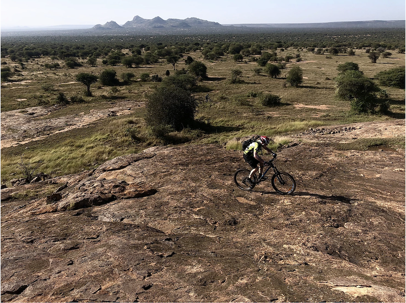 mountainbikinginKenya Rift Valley Adventures 'Tour Du Laikipia', mountain bike expedition