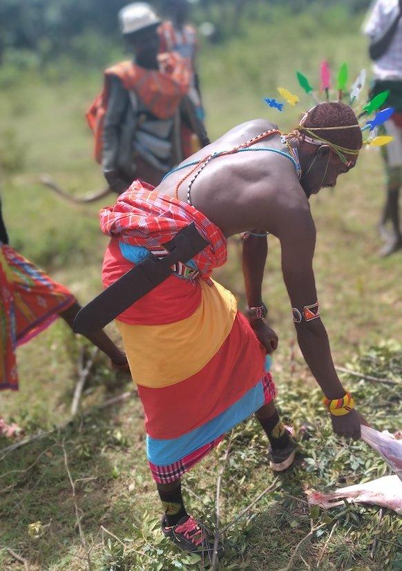Samburu tribe of Kenya