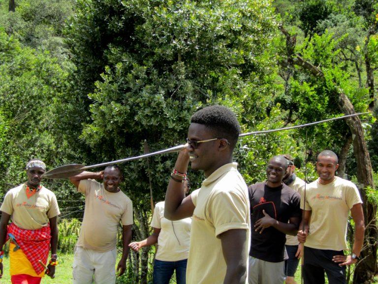 Bushcraft Kenya
