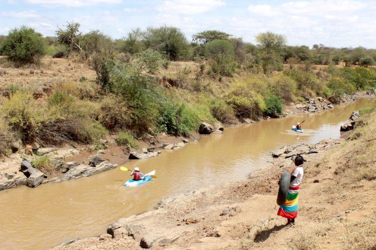 Kayak Kenya