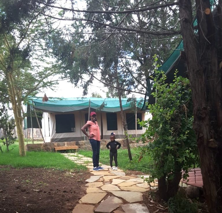 Forest Camp Ngare Ndare