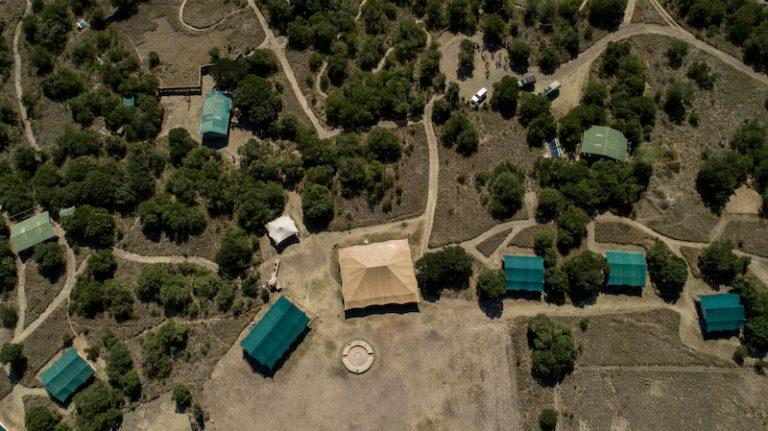 Wildlife Camp Ol Pejeta