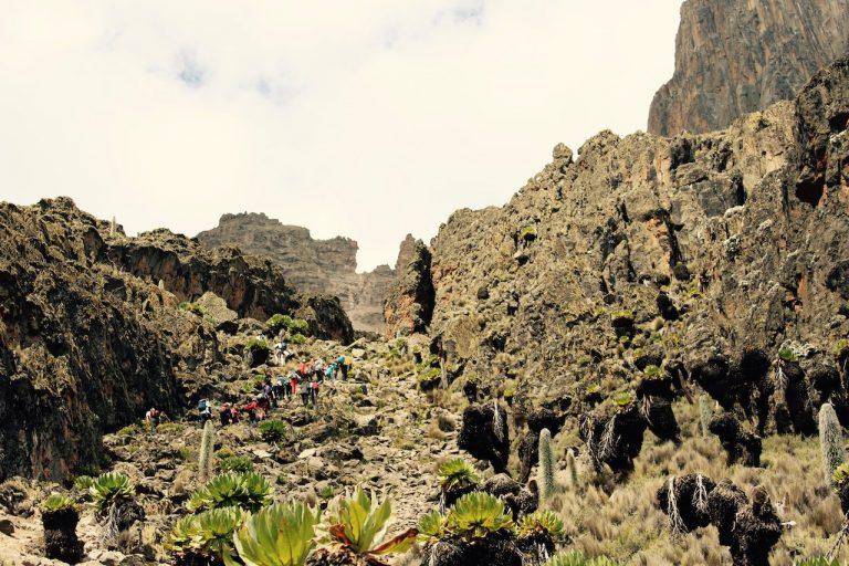 MountKenya Rift Valley Adventures From mountain bike safaris to climbing Mount Kenya - meet Joyce!