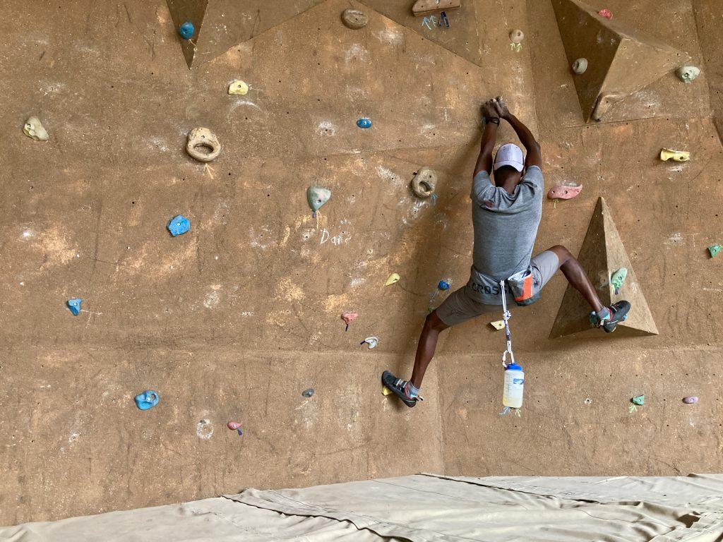 climbing wall Kenya