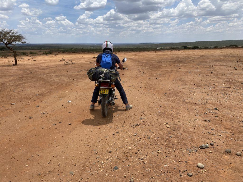 Keep looking round the corner... Rift Valley Adventures Adventurous Training in Kenya
