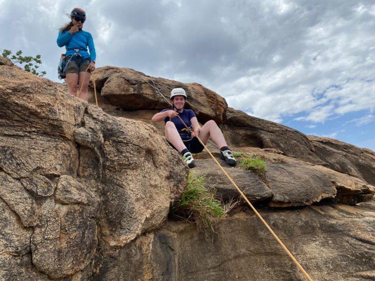 RockClimbingCourse Rift Valley Adventures Rock Climbing Skills Foundation Course