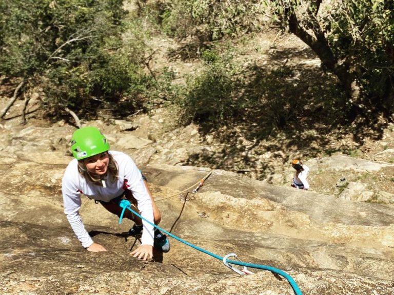 RockClimbinginKenya Rift Valley Adventures Rock Climbing Skills Foundation Course