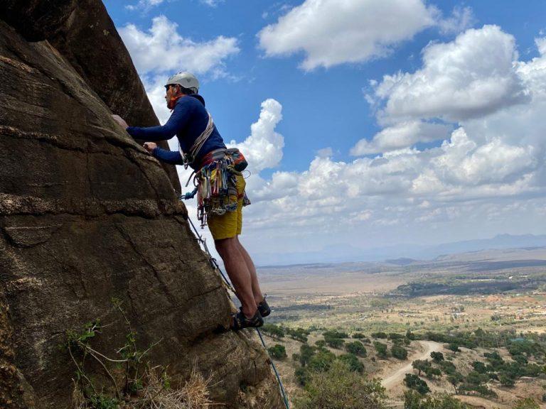 Rock Climbing Kenya
