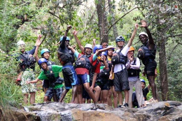 Holistic student trips RVA