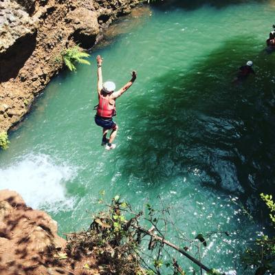 Canyoning Kenya RVA